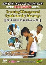Chinese Massage Therapy Treating Menopausal Syndrome by Massage Dvd