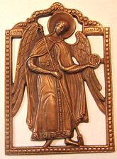 Russia Brass Orthodox Icon Archangel Michael Архангел Михаил