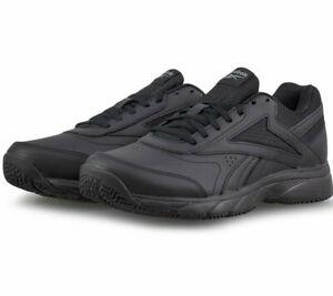 Reebok Women Shoes Athletic Running Training Work N Cushion 4.0 Black FU7352 New