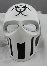 PC Lens Mask Paintball Airsoft Full Face Protection Skull Mask Prop M0785