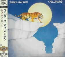TYGERS OF PAN TANG SPELLBOUND 2014 JAPAN RMST SHM CD+5 - JOHN SYKES - WHITESNAKE