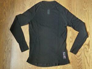 Rapha Men's Merino Base Layer - Long Sleeve Large