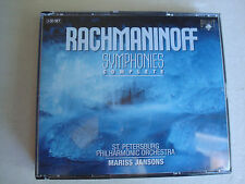 Rachmaninoff Classical CD Collection (3 Discs)