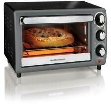 Electric Convection Oven Countertop 6 Slice Toaster Rotisserie Durable