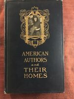 American Authors And Their Homes By Francis Whiting Halsey 1901