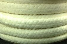 22/32 Cotton Welt Cord Piping 10 yd White Pillows Upholstery Sewing Crafts Trim