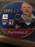 Bully PlayStation 2 (DISC ONLY)