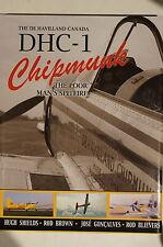 Canadian De Havilland Canada DHC-1 Chipmunk Poor Man's Spitfire Reference Book