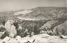 AZ * Castle Dome Mine RPPC * Globe-Miami Hwy. 60 & 70  1940s
