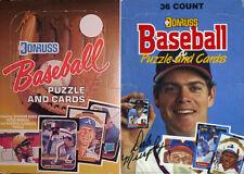 1987 1988 Donruss Baseball Cards Fill Your Set! Pick 20
