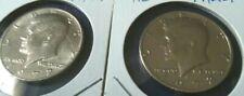 1972 P-D Set of Kennedy Half Dollar Coins