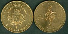 1 EURO  TEMPORAIRE DES VILLES DE CADENET 1996  ETAT  NEUF
