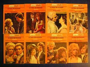 Graham Winston LA SAGA DEI POLDARK 8 volumi coll. intimita COMPLETA vintage