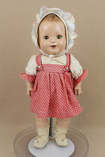 "18"" vintage composition Freundlich character Baby Sandy Doll 1930s"