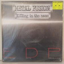 "Metal Fusion ‎– Killing In The Name (Vinyl, 12"", Maxi 33 Tours)"