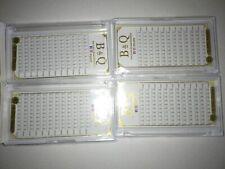 B&Q Lash 4 Tray Volume Lash Extensions Easy Fan Volume Lashes 0.07C 10mm 11mm