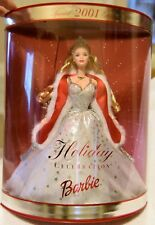 Mattel 2001 Barbie Holiday Celebration Barbie Special 2001 Edition Unopened