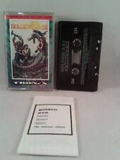 C64 COMMODORE 64/128 2 GOLDEN AXE COMPLETE TRONIX