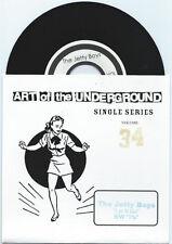 "The Jetty Boys ""Art of the Underground"" 7"" /350 OOP Masked Intruder Dan Vapid"