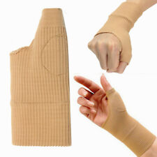 Unique Gloves Gel Filled Thumb Hand Wrist Support Arthritis Compression Raynaud