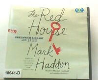 AUDIO BOOK on CDs THE RED HOUSE Mark Haddon