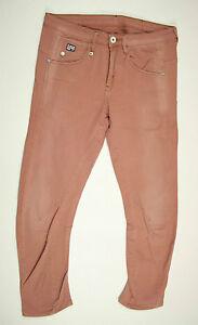 G-Star Jeans 'ARC 3D KATE TAPERED COJ WMN' Medium Aged RRP $289 Womens