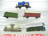 AM564-0,5# 5x Kleinbahn H0/DC Bastler-Güterwagen: 074747+50244+503011 etc