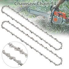 "2pcs Chainsaw Chain 14"" Fits for HUSQVARNA 135 235 236 Chainsaw"
