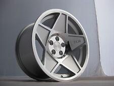 "16""3SDM 0.05 silver alloy wheels ford ka puma escort focus,mondeo fusion fiesta"
