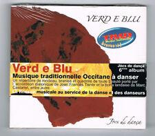 ♫ - VERD E BLU - JOCS DE DANÇA - 17 TITRES - 2010 - NEUF NEW NEU - ♫
