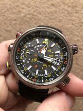 Citizen Altichron Titanium Watch