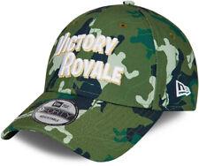 New Era 940 Vicory Royal Fortnite Camo Baseball Cap