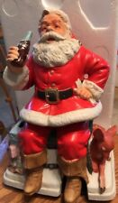 Melody in Motion Coca-Cola Santa Claus 1993 Limited Edition # 2843 / 6000