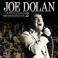Joe Dolan The RTe Concert Orchestra - Orchestrated [CD]