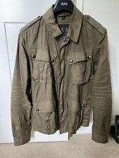 Belstaff Shirt Jacket Size 52