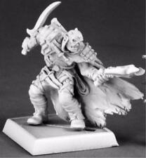 Half Orc Assassin Pathfinder Miniature by Reaper Miniatures RPR 60057