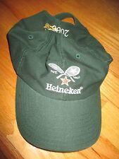 2006 US OPEN TENNIS HEINEKEN BEER (One Size) Cap Roger Federer Andy Roddick