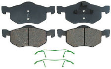 ACDelco 14D843CH Front Ceramic Brake Pads