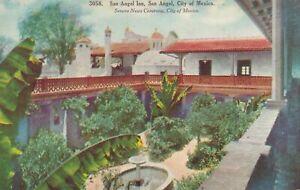 MEXICO CITY - San Angel Inn - Mexico