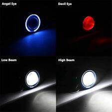 Devil &Angel Eye Halo Projector Headlight For Honda CBR 900 929 954 1000 RR