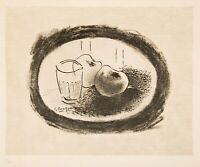 George Braque, Lithograph Still Life on Arches Vellum, 52/300