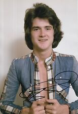 Les McKeown Hand Signed 12x8 Photo Bay City Rollers 7.