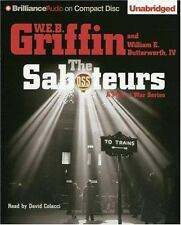 Men at War: The Saboteurs 5 by William E., IV Butterworth and W. E. B. Griffin