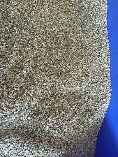 6,40€//kg Gleisschotter  Streu  0,5 bis 1mm  250g  Quarzstein weiss  H0