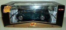 MAISTO 1/18 - 36637 MORGAN AERO 8 - DARK GREEN