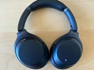 Sony WH-1000XM3 Headphones (Black) MINT CONDITION