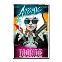 81334 Atomic Blonde Charlize Theron James McAvoy Wall Print POSTER Plakat