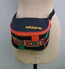 Rare Vintage Adidas West Germany Bumbag Waist pack Bag Small belt Nylon Shoulder