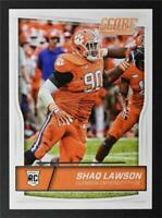 2016 Score #399 Shaq Lawson RC - NM-MT
