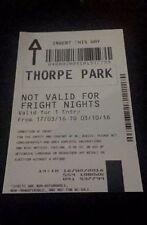 London 1 Theme Park Ticket